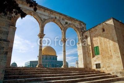Gerusalemme (Israele), Moschea della Roccia - Jerusalem (Israel), Dome of the Rock © Pietro D'Antonio