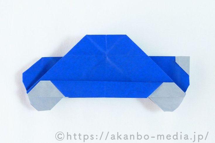 折り紙 動画 車の折り方 簡単 立体のもの全10車種 Yotsuba よつば 折り紙 折り紙 車 折り紙 動画
