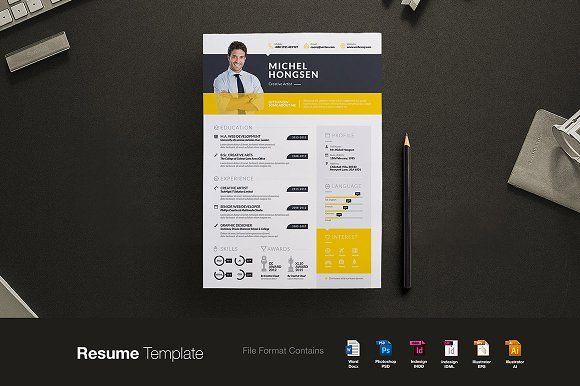Resume @creativework247