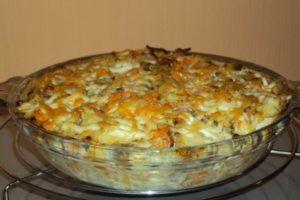 Рецепты запекания хека в духовке