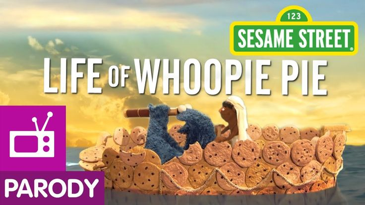 Whoopie Pie and Cookie Monster are stranded in the middle of the ocean, but luckily they have a boat made of chocolate chip cookies they can try to row back ...