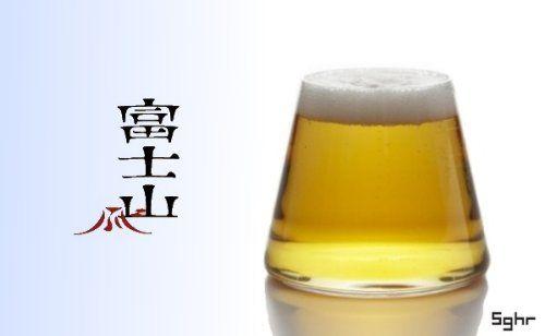 Amazon.co.jp: 富士山グラス スガハラガラス/sugahara GLASSWARE: ホーム&キッチン