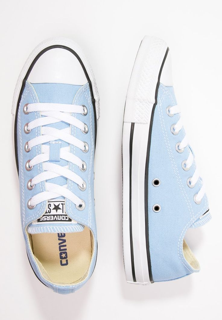 Tendance Basket Femme 2017- Converse CHUCK TAYLOR ALL STAR  Baskets basses  blue sky  ZALANDO.FR