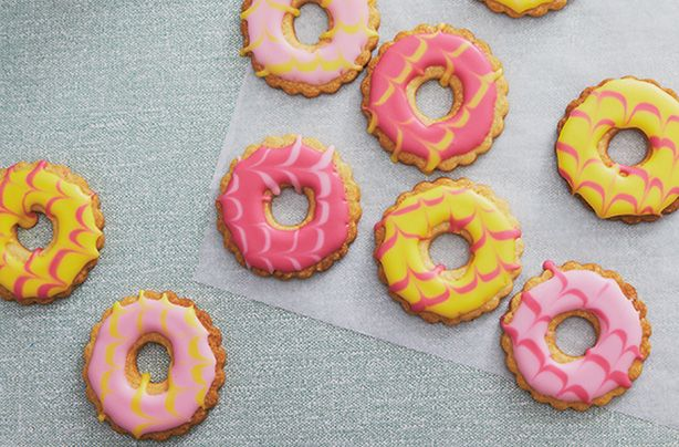 Party rings recipe - goodtoknow