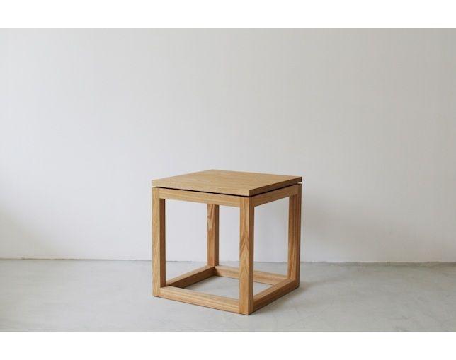 BUILDING Side Table / サイドテーブルの写真