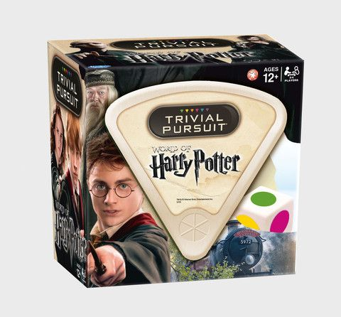 Harry Potter Trivial Pursuit | The Harry Potter Shop at Platform 9 3/4