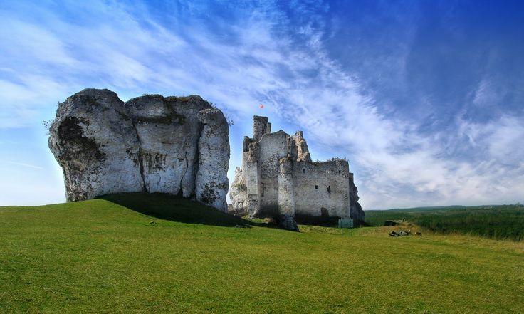 Mirow Old Castle by Daniel Gołąbek on 500px