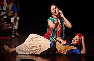 Obra india sobresale en Santiago a Mil y se presenta gratis en cinco regiones | Cultura India