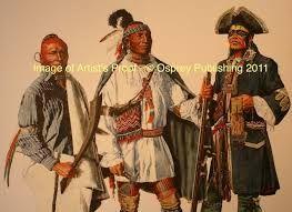 Pontiac War warriors