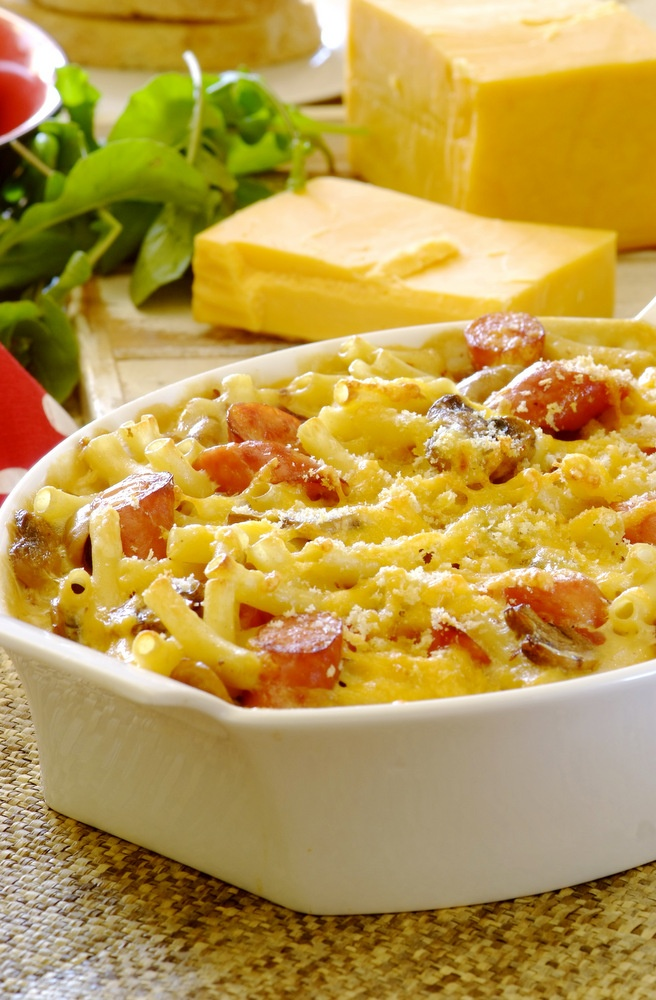 Bacon Griller Mac and Cheese! An easy to follow, fool-proof recipe that will have the family begging for a second helping! #mac #cheese #macaroni #dinner