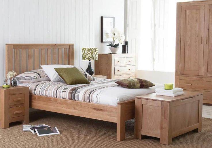 Beautiful Solid Oak Bedroom Furniture