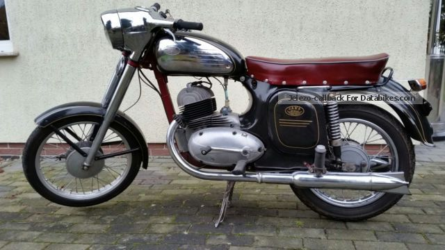 Jawa  350 1964 Vintage, Classic and Old Bikes photo