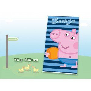 TELO MARE GEORGE PIG Asciugamano Bagno bambino in Cotone Spugna 70×140 PEPPA in OFFERTA su www.kellieshop.com Scarpe, borse, accessori, intimo, gioielli e molto altro.. scopri migliaia di articoli firmati con prezzi da 15,00 a 299,00 euro! #kellieshop Seguici su Facebook > https://www.facebook.com/pages/Kellie-Shop/332713936876989