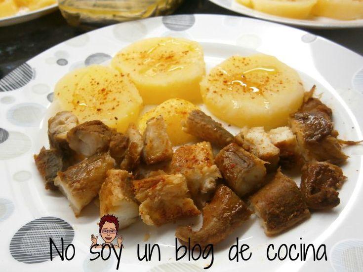 no soy un blog de cocina recetas paso a paso y con