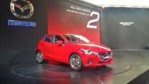 Mobil Mazda 2 SkyActiv   Mazda 2 Skyactiv