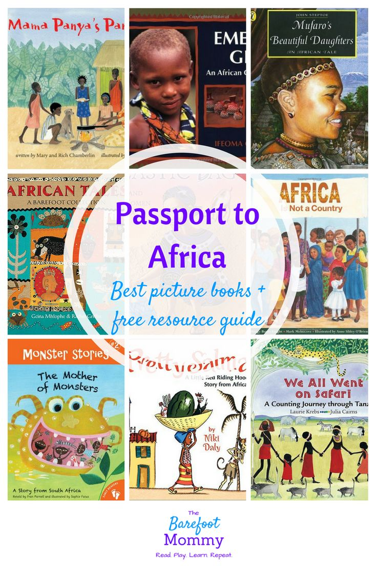Take children on a trip to Africa with these beautiful picture books. Explore culture, folktales, history, animals,and the environment with these books set in Zimbabwe, Kenya, Tanzania, South Africa, and other African countries. Includes a free resource guide for raising globally conscious kids.