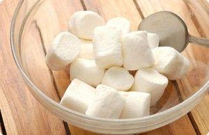 Ευκολη συνταγη για ζαχαροπαστα με marshmallows-Genethlia
