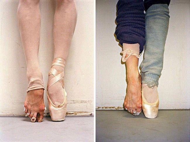627 Elképesztő fotók balett táncosnőkről és a balett mögött álló kemény küzdelemről