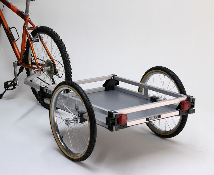 это картинка прицепа для велосипеда маринафотограф туле
