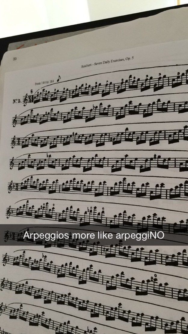 You've got this! Arpeggios are your friend.