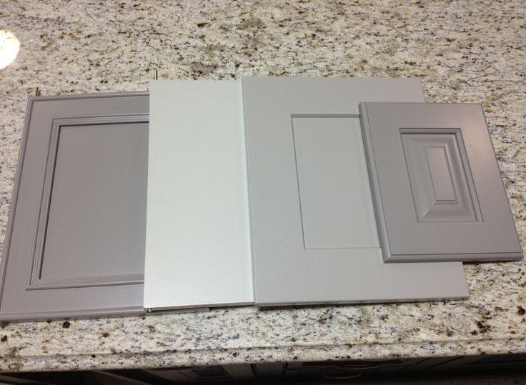 Painted Grey Kitchen Cabinets : Amazing Light Grey Cabinet Kitchen Photos – Killer Kitchen and Bath