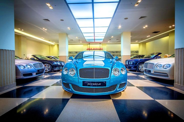 An Interview With Jack Barclay London - The World's Largest and Oldest Bentley Dealership - The Wealth Scene