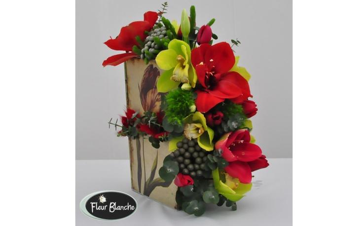 Livre Rouge - specialitatea Fleur Blanche  http://www.florariafleurblanche.ro/produs/livre-rouge