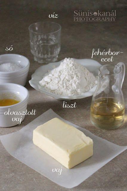 Sünis kanál: Klasszikus leveles tészta