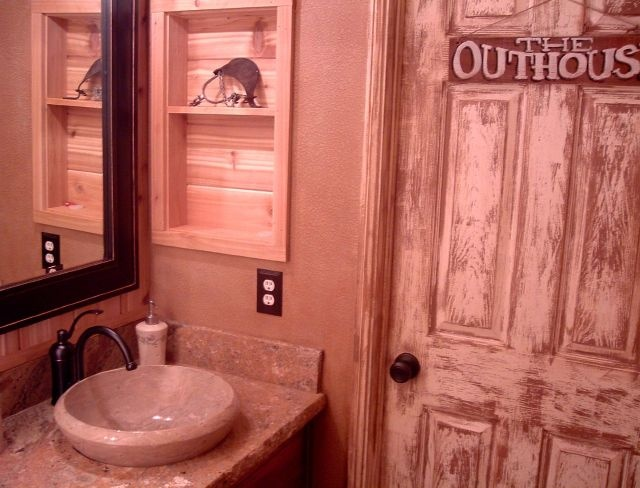 176 best Outhouses! images on Pinterest | Outhouse ideas, Out ...
