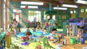 Toy Story 3 Sunnyside Daycare