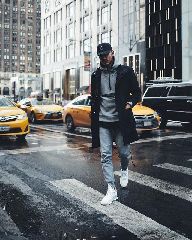 // exploring New York City. @creationsofla x @iam_newyorkmade