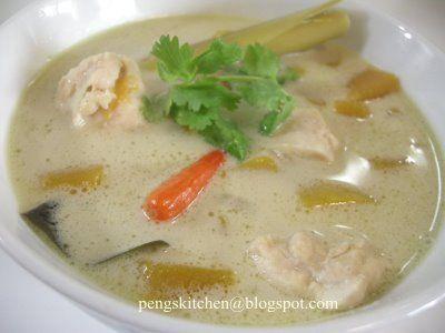 Peng's Kitchen: Tom Kha Kai
