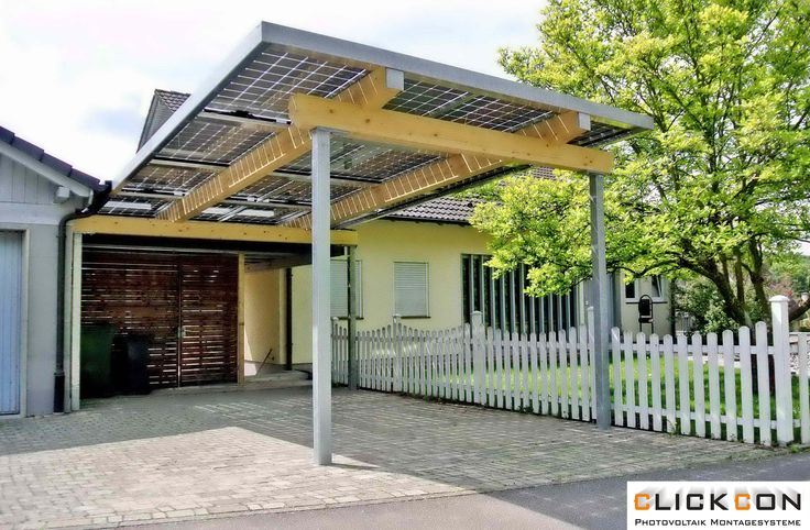 solar carport photovoltaik carport pinterest. Black Bedroom Furniture Sets. Home Design Ideas