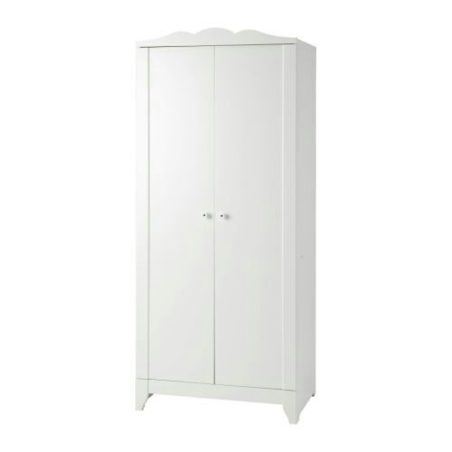 Ikea children's wardrobe...easy to assemble and sturdy