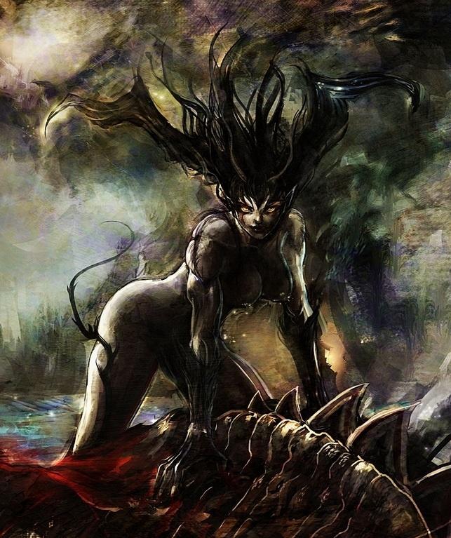 18 Best Images About Devil Lady On Pinterest