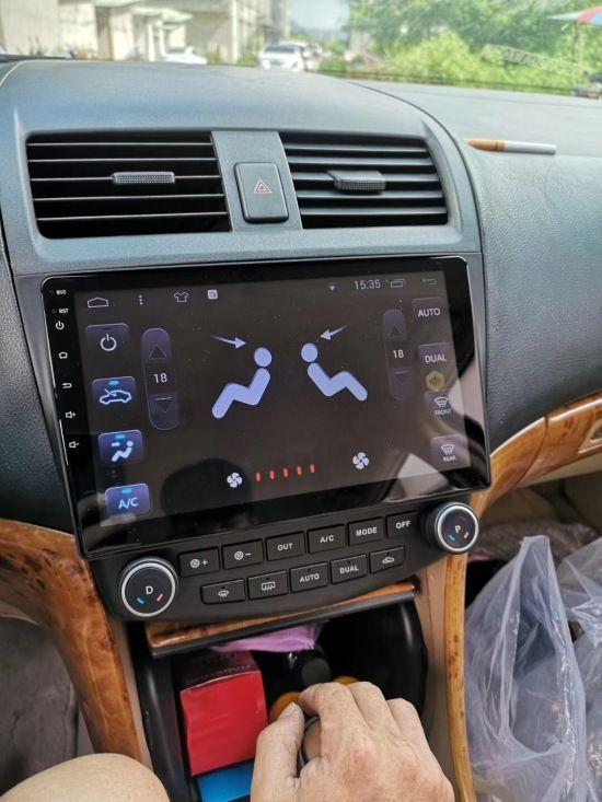 10″ Android Car Multimedia Stereo Radio Audio DVD GPS Navigation Sat Nav Head Unit for Honda Accord 7 07 2003 2004 2005 2006 2007