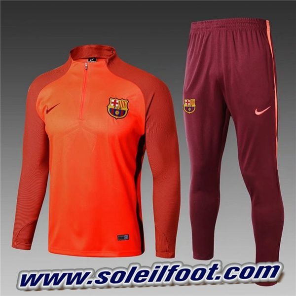 ensemble de foot FC Barcelona Enfant