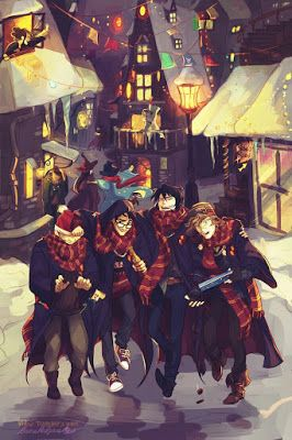 WallPotter: Personagens Harry Potter