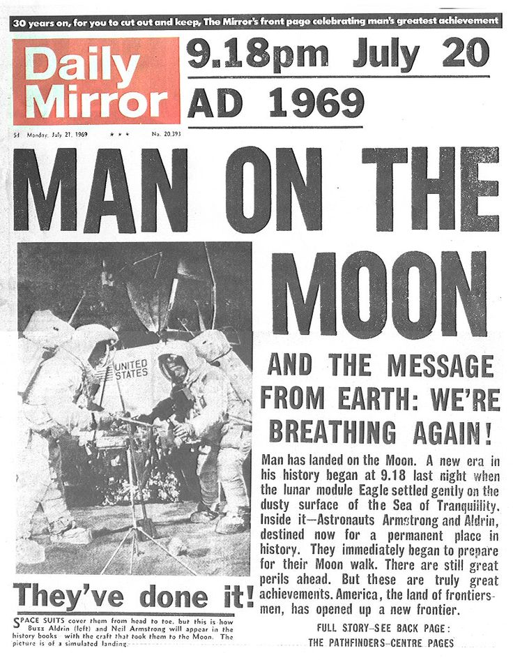 Daily Mirror - 1969