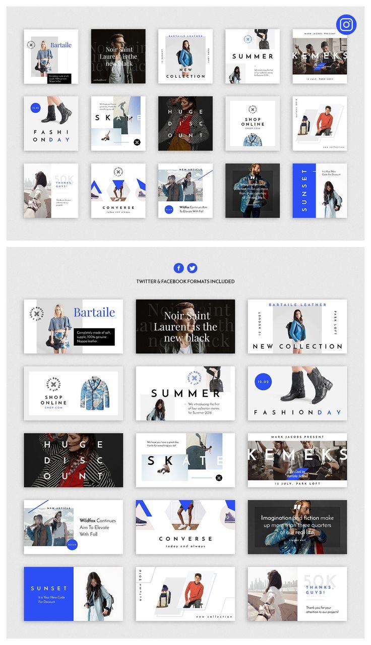 Social Media Booster Kit for Instagram