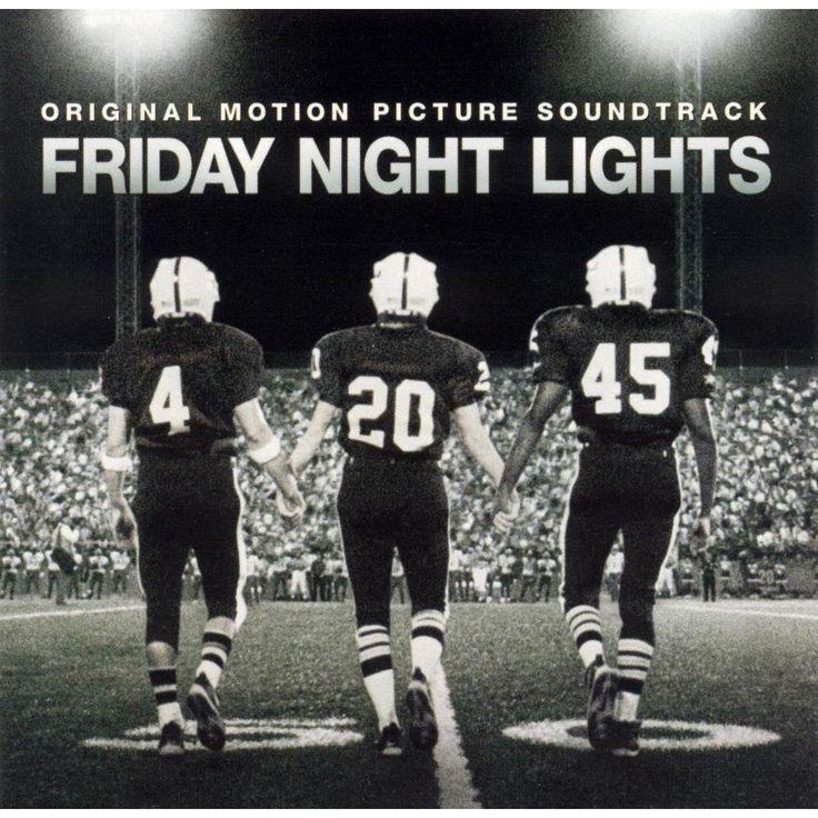 Original Soundtrack - Friday Night Lights (Original Movie Soundtrack) (CD)