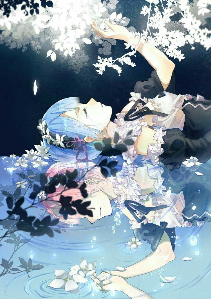 44 best ReZero images on Pinterest Anime girls, Anime art and Kara