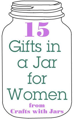 Get all of your crafts with jars in one place.  Mason jars crafts, recycled jar crafts, plus many more crafts with jars.