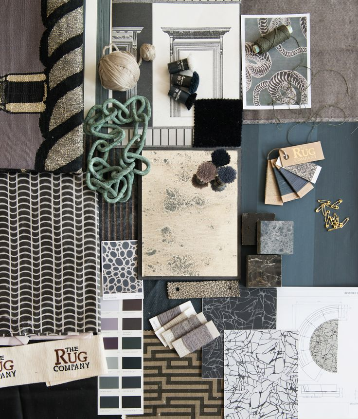 Awesome Love The Composition And Mix Of Textured/finishes. Find This Pin And More  On Interior Design Mood Boards ...