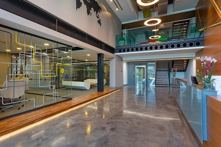 Altıntar Agriculture Company offices by KST Architecture & Interiors Antalya  Turkey