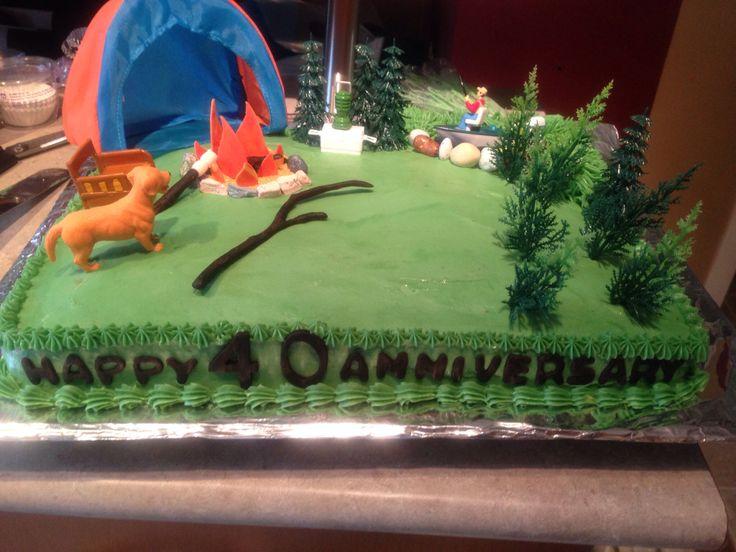 40 th camping anniversary