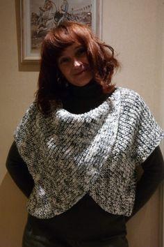 """Hier wird gezeigt, wie man das """" Ding """" fertigt. Viel Spass wünsch ich euch Anita Casa di Lana/ euer Haus der Wolle www.casadilana.de"""