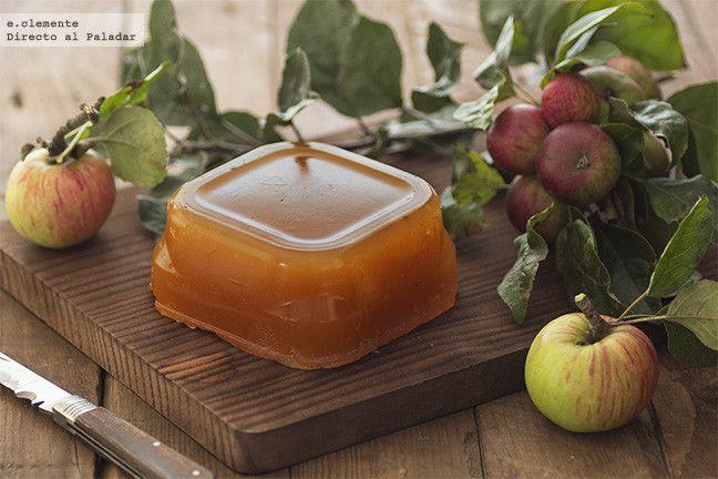 Cómo hacer dulce de manzana casero. Receta
