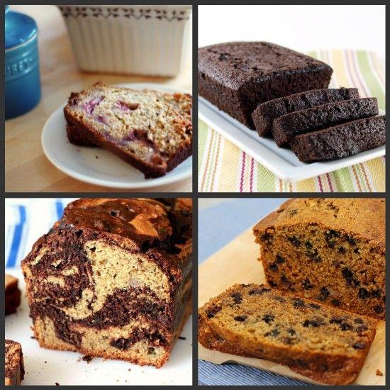 12 Bread Recipes