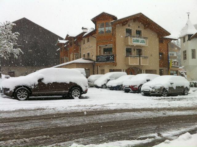 Arabba May 25 2013. Snow!! OMG    www.garnilaura.it